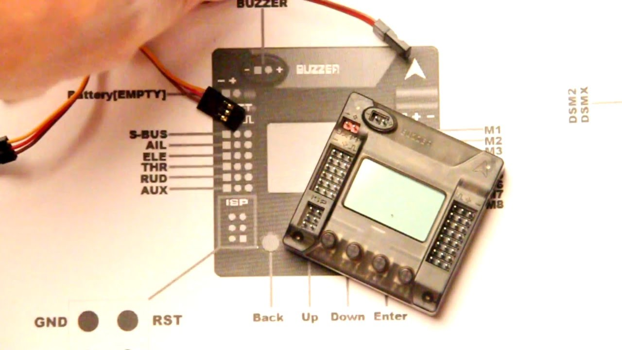 Wiring Kk2 Board Experience Of Diagram Sharp Rg Radio B920a New 1 5 Setup And Some Fun At The End Youtube Rh Com Kk215