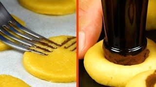 Эти трюки приведут в восторг всех любителей печенья. Как просто и вкусно!