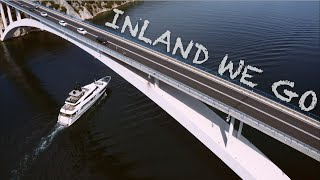 WE TOOK A $10 MILLION SUPER YACHT UP A RIVER!!! (Captain's Vlog 165)