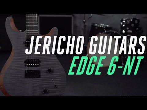 Jericho Guitars Edge 6-NT