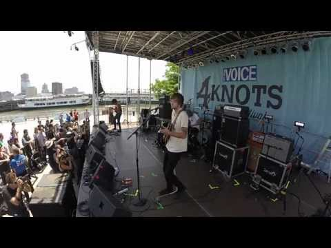 Heaters live at 4Knots Music Fest - NYC 2015