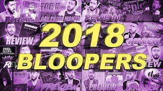 Bloopers of 2018