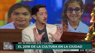 Anuario 2018 Cultura en la Ciudad