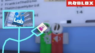 Roblox: Lab Experiment | /w Pax