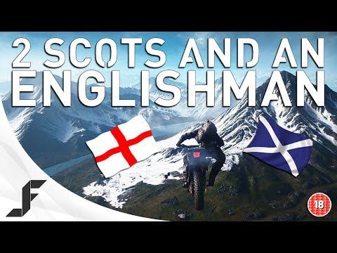 2 Scots and an Englishman - A Battlefield 4 Adventure!