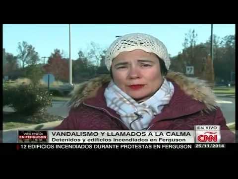 Abogado S Luis MO | CNN en Español Ana Maria Luengo-Romero #Ferguson
