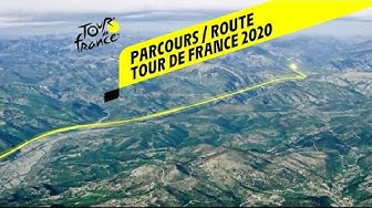 Parcours / Route - Tour de France 2020