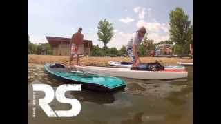Expedition Stand Up Paddle Board Series