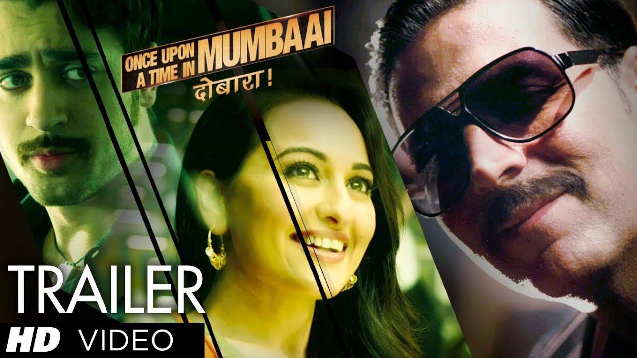 Download Once Upon A Time In Mumbaai Dobaara Theatrical Trailer 2   Akshay Kumar, Imran Khan, Sonakshi Sinha