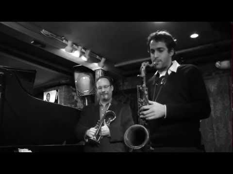 """COTTON TAIL"": EHUD ASHERIE, JON-ERIK KELLSO, ALEX HOFFMAN at SMALLS (May 10, 2012)"