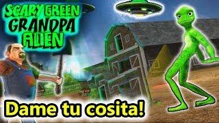 Scary Green Grandpa Alien - Dame tu cosita! - Android - (Salvo Pimpo