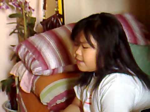 Raizza Mae Balbin Rivera sing:   The Climb - Miley Cyrus