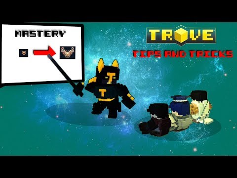 -JNP- Trove tips and tricks : Mastery guide! (2019)