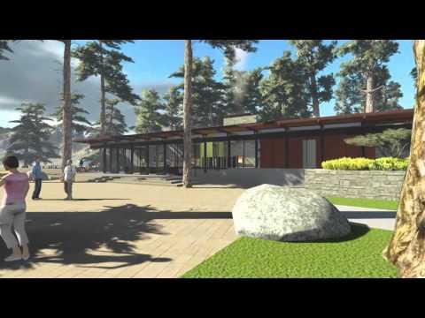 JKAE Sierra Nevada College  Concept
