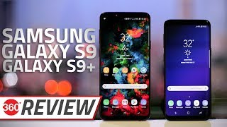 Samsung Galaxy S9, Galaxy S9+ Review   Best Android Phones in the World Till Date?