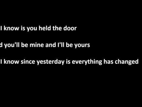 everything-has-changed-lyrics