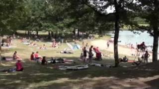 voeux 2011 Camping les Terrasses du Lac