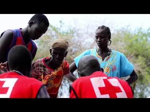 South Sudan: the journey of relief items