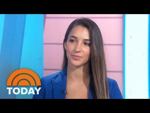 Team USA Gymnast Aly Raisman On Gymnastics Sex Scandal: 'This Is Bigger Than Larry Nassar' | TODAY