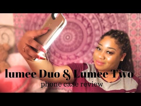 Lumee Duo & Lumee Two Case Review!