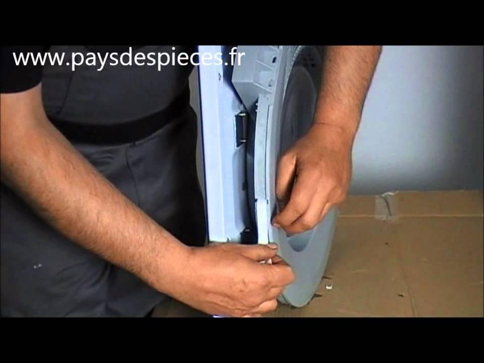 guide vid o comment changer un feutre sur votre s che linge regardez ici youtube. Black Bedroom Furniture Sets. Home Design Ideas