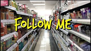Sally Beauty Supply: Follow Me To Look At Hair Products!