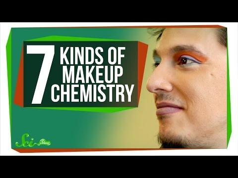 7 Kinds of Makeup Chemistry