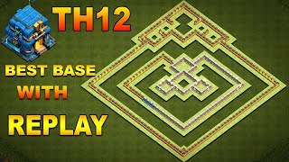 TH12 BASE w/ PROOF ✅ Trophy Base / War Base / Troll Bases 2018 TOWN HALL 12 - Clash Of Clans