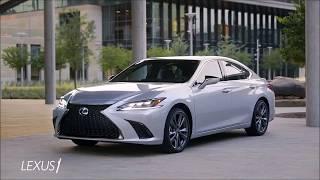 2019 Lexus ES REVIEW DIGITAL SIDE MIRRORS – Lexus DIGITAL OUTER MIRRORS