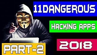 11 Best Hacking Apps 2018 (Don
