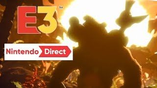 THEY DID WHAT?! | Nintendo Direct @ E3 Full Reaction