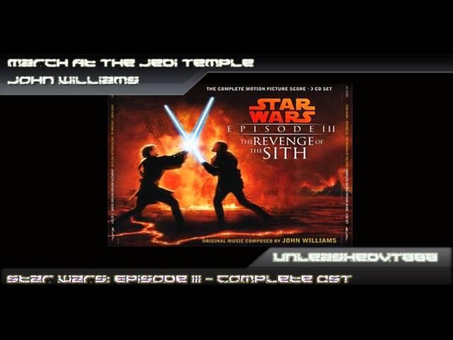 Star Wars - Episode III OST