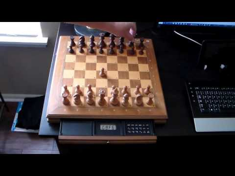 Mephisto Exclusive Chess Computer