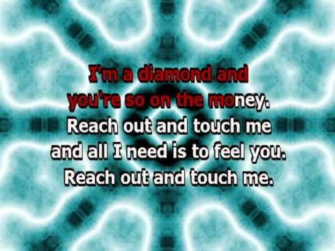 Reach Out - Hilary Duff (Karaoke)