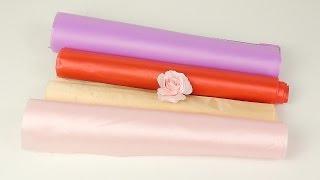 Как нажелатинить ткань для искусственных цветов | Tavifa(Как подготовить ткань для изготовления искусственных цветов, вы научитесь посмотрев этот мастер-класс...., 2014-09-23T13:05:09.000Z)