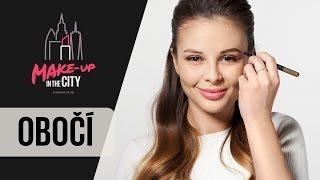 Make-up in the City w/ Monika Bagárová: Obočí (Epizoda 3)