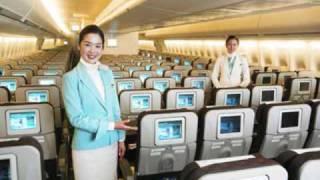 ASIANA AIRLINES VS KOREAN AIR
