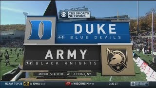 Duke Blue Devils vs. Syracuse Orange