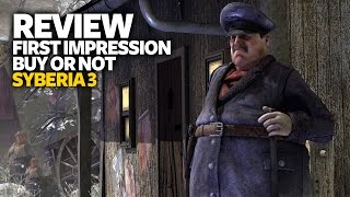 Syberia 3 Review PS4 – First Impression (Buy Or Not – Performance Analysis)