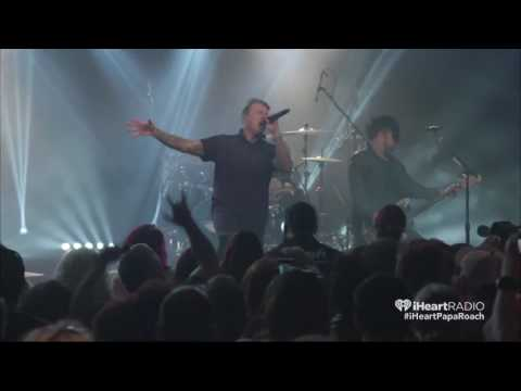 Papa Roach - Crooked Teeth Live at iHeartRadio