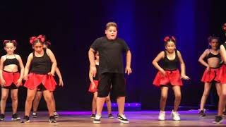 Kids Junior 4 - Gala fin de año 2019 - Flashmob