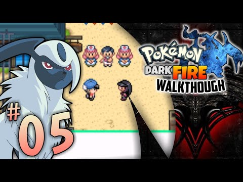 Let's Play Pokemon DarkFire [] Ep - 5 [] Our First Championship And HM-01