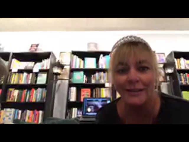 Author Live Series with Kathleen Hall Varn