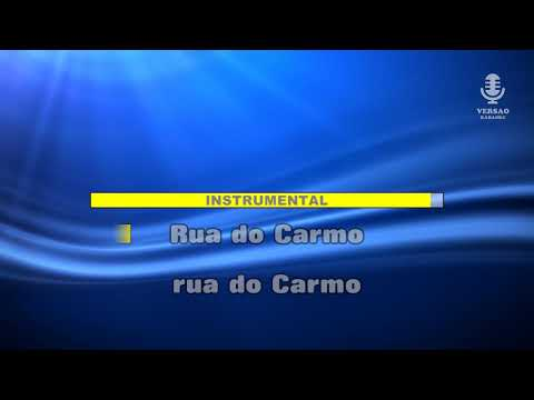 ♫ Demo - Karaoke - RUA DO CARMO - UHF