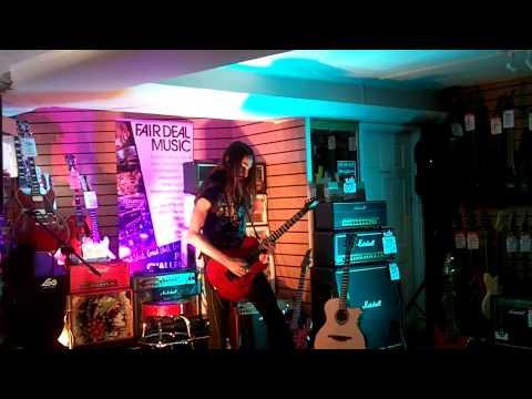 Dario Lorina Black Label Society Fair Deal Music Birmingham 12/2/15