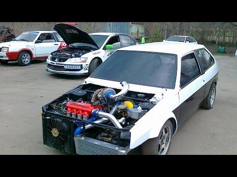 Обзор монтажа защиты двигателя ВАЗ-2115 - YouTube