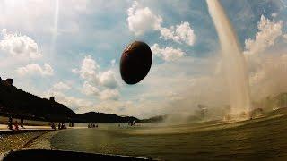 PITT QB | Trick Shots | Nate Peterman