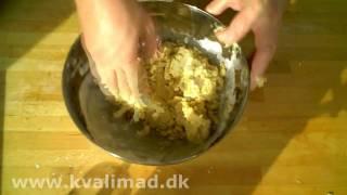 Biscotti - (cantucci Biscotti Di Prato) - Italienske Mandelsmåkager