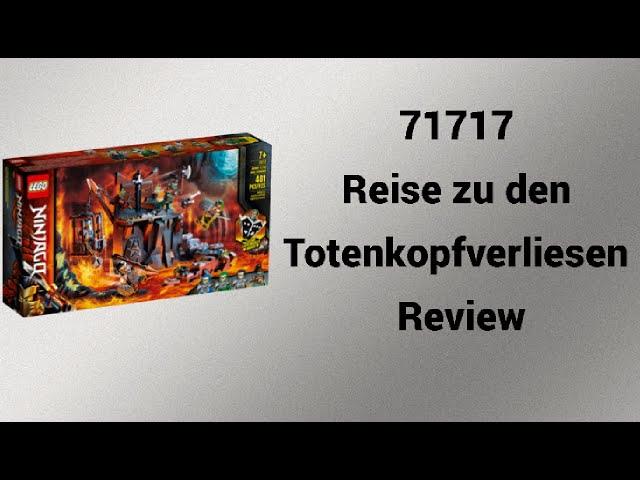71717 Reise zu den Totenkopfverliesen Review   Rpfreund2014