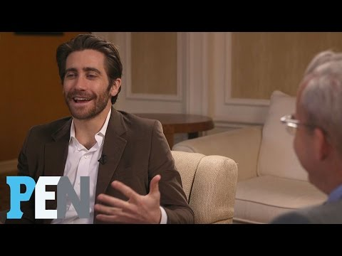 Jake Gyllenhaal Reveals The Two Movies That He Is Most Proud Of | PEN | Entertainment Weekly